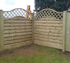 Fence Panels in stock