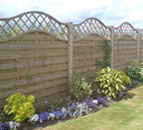 Fence Panels in stock - Dover